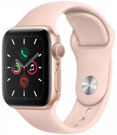 Apple Watch Series 5 GPS 44mm Pink Sand