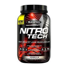 Nitro-Tech Performance от Muscle Tech 907 гр 2lb