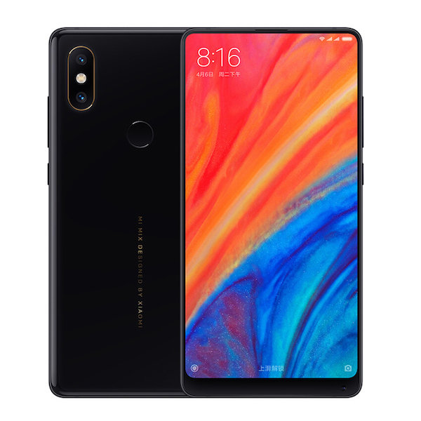 Смартфон Xiaomi Mi Mix 2s 64Gb Black EU (Global Version)