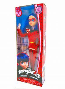 Кукла TopToys Леди Баг музыкальная, LadyBug & Cat Noir, 29 см.