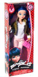 (СТОК ПО УПАКОВКЕ) Кукла Леди Баг в образе Маринетт 30 см (Леди Баг и Супер Кот)