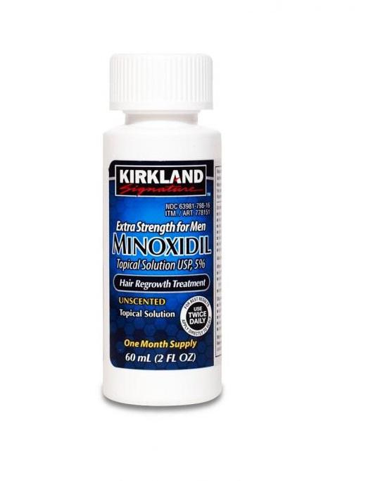 MINOXIDIL 5% от KIRKLAND 60 ML