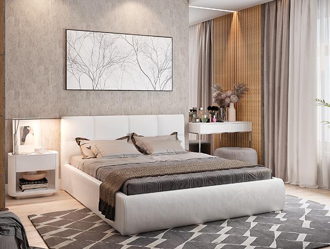 Кровать «Куба» 1400