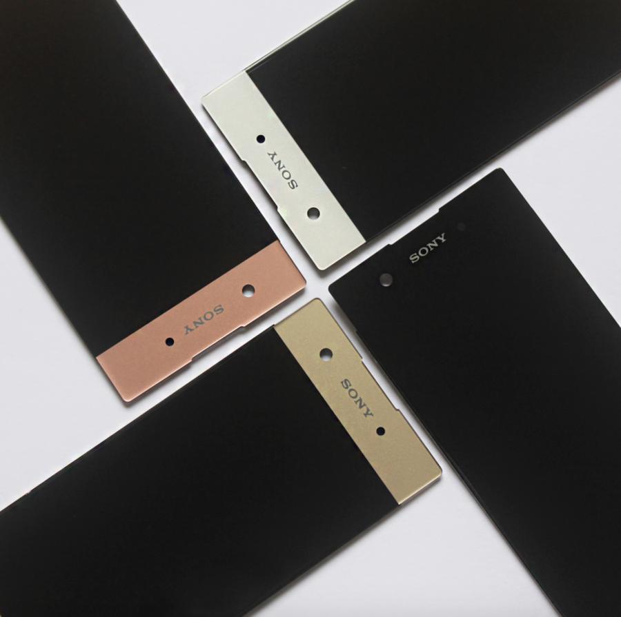 LCD (Дисплей) Sony G3112 Xperia XA1 (в сборе с тачскрином) (white)
