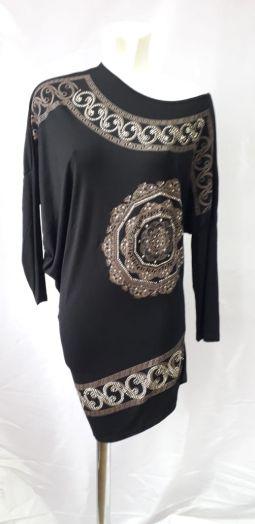 Платье Liva Life черный