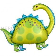 """Шар фигура """"Бронтозавр"""""""