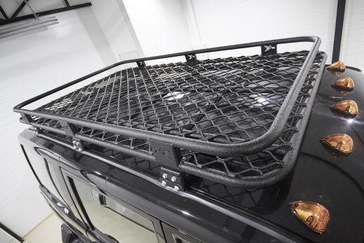 Багажник экспедиционный BMS (1200х2130) Универсальный, кунг Тундра (Даблкаб)