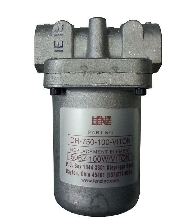 """Фильтр топливный Lenz 8"""""""