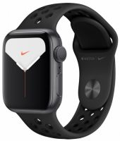 Apple Watch Nike Series 5 GPS 40mm Anthracite/Black