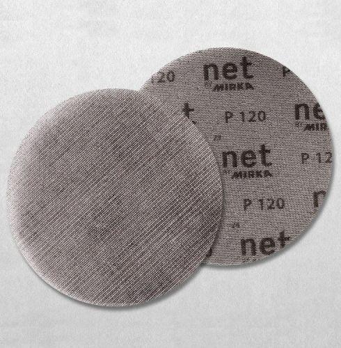 Шлифовальные круги MIRKA AUTONET Ø 125 ММ P80