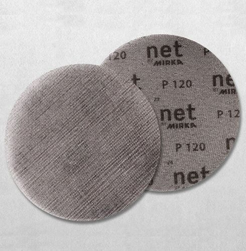 Шлифовальные круги MIRKA AUTONET Ø 125 ММ P180