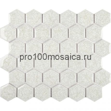 Esagono Crema. Мозаика серия BRILLANT, размер, мм: 285*245*8 (IMAGINE.LAB)