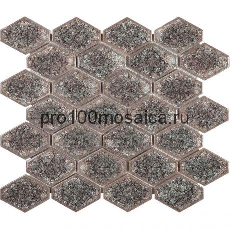 Rombo Griggio. Мозаика серия BRILLANT, размер, мм: 250*229*8 (IMAGINE.LAB)