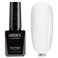 Гель-лак Arbix №001 Белый