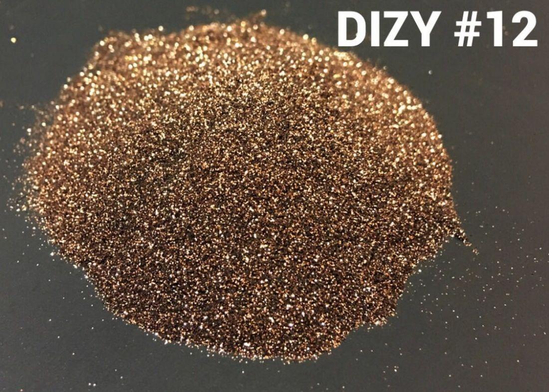 Глиттер DIZY Пыль №12 пакет 100гр