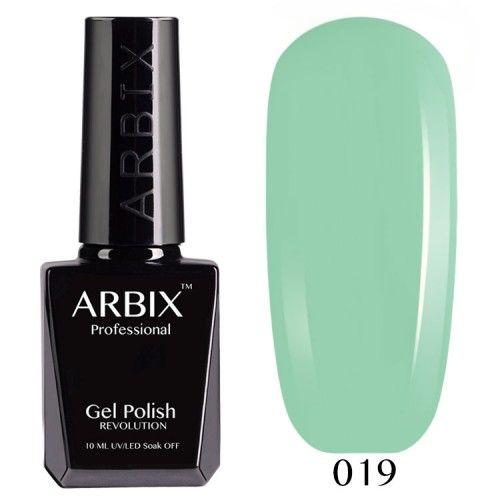 Гель-лак Arbix №019 Лаймовый Дайкири