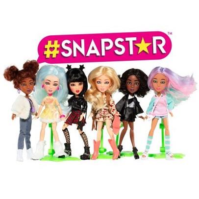 Куклы #SnapStar Набор из 6 кукол