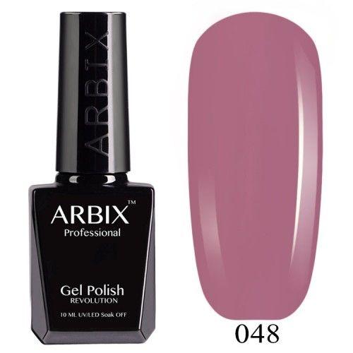 Гель-лак Arbix №048 Дымчатая Роза
