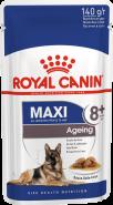 Royal Canin Maxi Ageing 8+ соус пауч д/соб 140 г