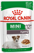 Royal Canin Mini Ageing 12+ соус пауч д/соб 85 г