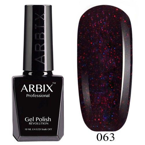 Гель-лак Arbix №063 Вавилон