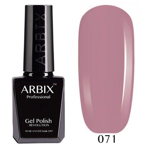 Гель-лак Arbix №071 Амаретто