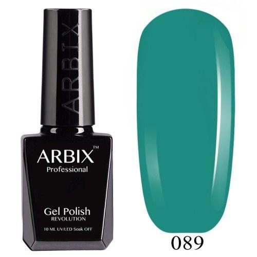 Гель-лак Arbix №089 Ирландский Клевер