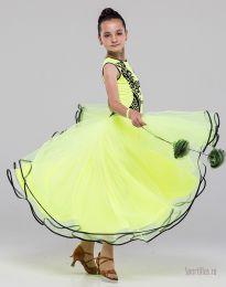 """Платье для танцев стандарт """"Бриджит 2"""""""