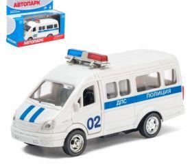 Машина инерционная Газель ДПС Полиция