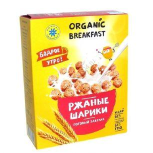 """Завтрак """"Ржаные шарики"""", 100 гр"""