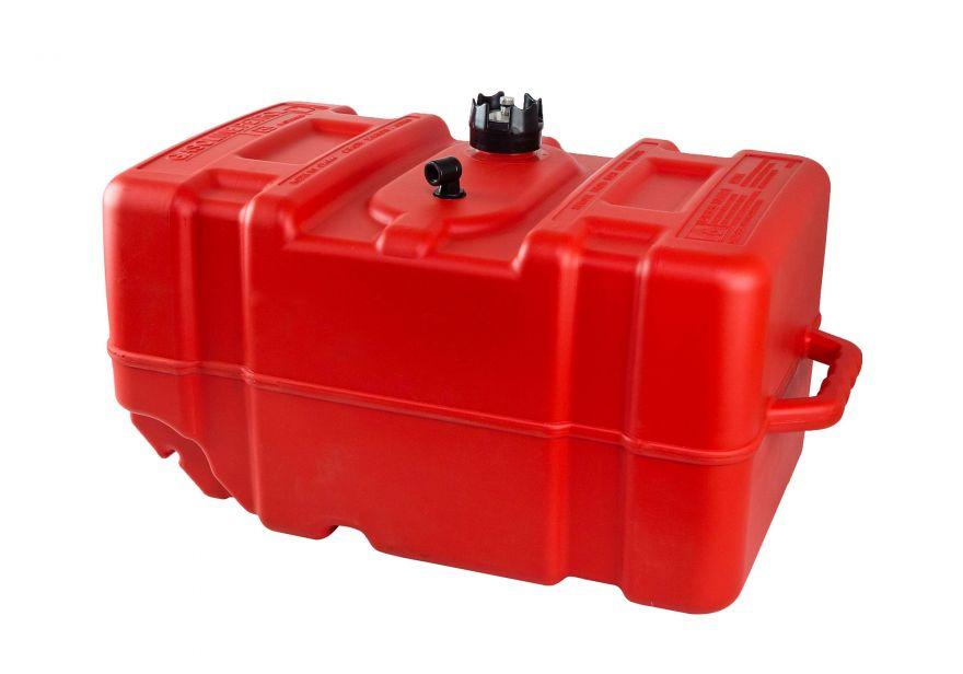 Бак переносной топливный с указателем топлива на 45литров