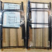 Двухъярусная этажерка для обуви Shoe Rack, 42х20х25 см (3)
