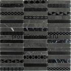 Listone Мозаика серия EXCLUSIVE, чип 15*98  размер, мм: 300*300*8