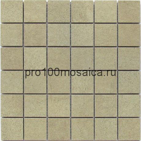 EDMA Beige Mosaic Matt Мозаика из керамогранита, чип 48*48, размер, мм: 300*300*9,4