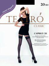 Чулки TEATRO Caprice 20 женские, цвет nero, размер 4