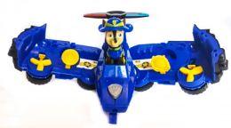 Большая полицейская машина самолет трансформер Гонщика (Щенячий патруль)