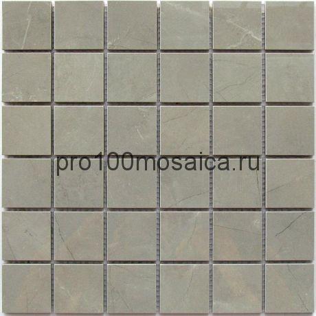 Velvet Grey Мозаика из керамогранита, чип 48*48, размер, мм: 300*300*10