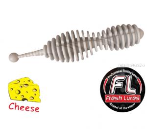 Мягкие приманки Fresh Lures Little Rat 2,2'' 55 мм / упаковка 8 шт / цвсет: 104  / сыр