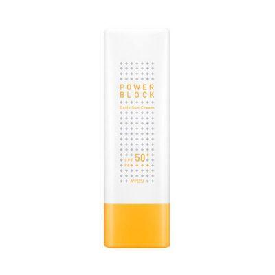 Крем солнцезащитный A'PIEU Power Block Daily Sun Cream SPF50+/PA++++ 50мл