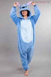Кигуруми пижама Стич