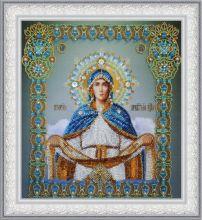 P-403 Картины Бисером. Покров Пресвятой Богородицы