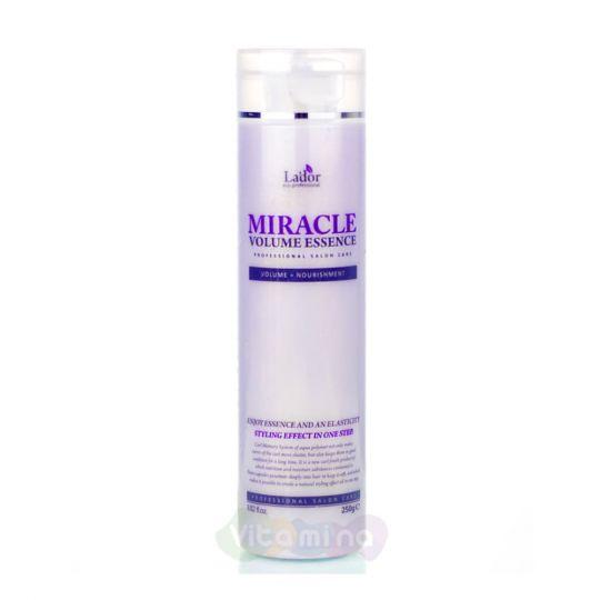 La'dor Эссенция для фиксации и объема волос Miracle Volume Essence, 250 мл
