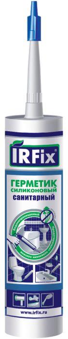 Герметик силиконовый  универсальный IRFIX, 310 мл