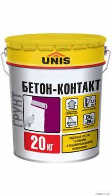 unis бетон актив