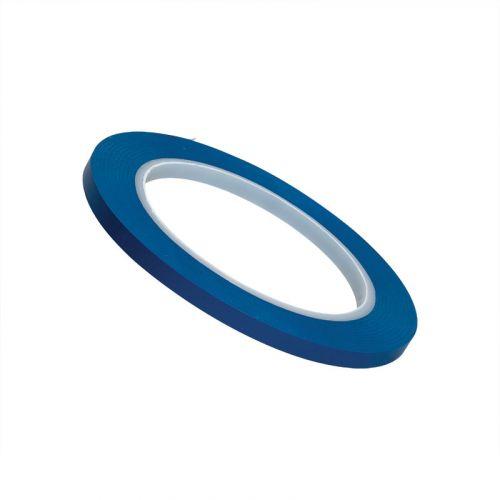 Лента для дизайна для кривых линий 6мм х 33м синий
