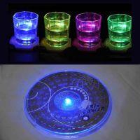 Подставка под бокалы с цветной подсветкой Colorful Coaster (1)