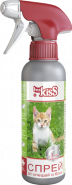 Miss Kiss Спрей репеллентный для кошек 200 мл.