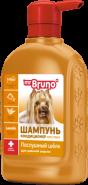 """Mr. Bruno Шампунь-кондиционер для длинной шерсти """"Послушный шелк"""", 350 мл"""