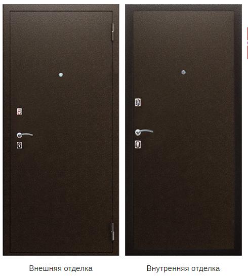 Стальная дверь «Амазон»