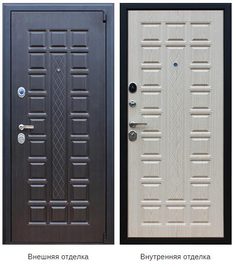 Стальная дверь «Консул»